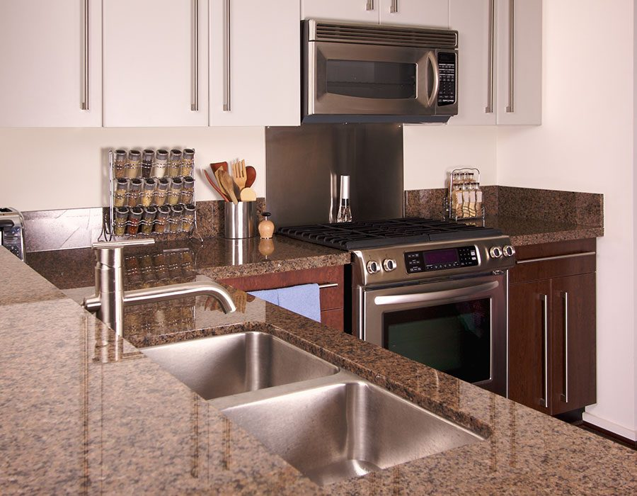 Counter Tops & Splashes